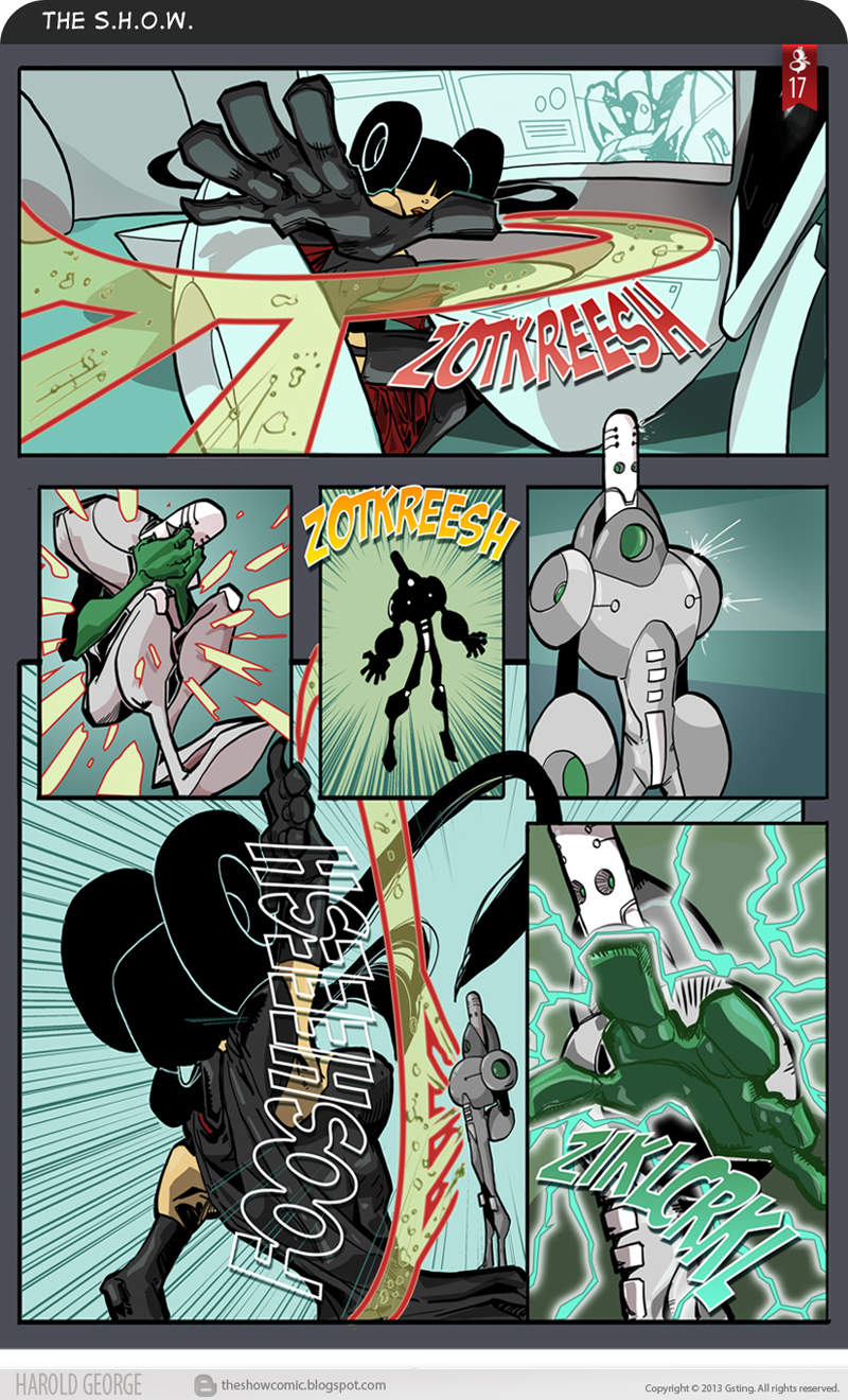 The Show - Page 17