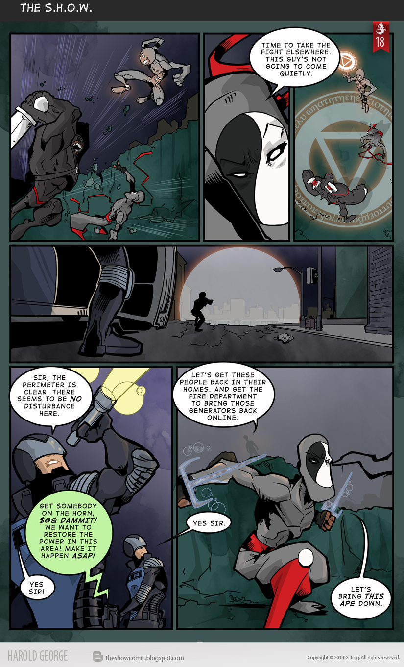 The Show - Page18